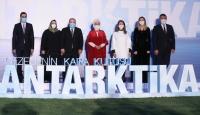 """""""Gezegenin Kara Kutusu: Antarktika"""" belgeselinin ilk gösterimi Beştepe'de yapıldı"""