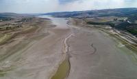 Sazlıdere Barajı alarm veriyor: Su seviyesi yüzde 11,23'e düştü