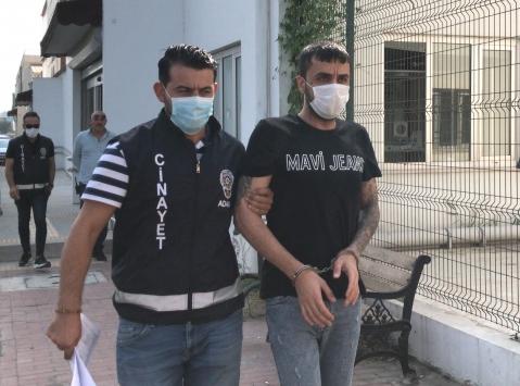 Adanada bir kişiyi silahla yaralayan 2 şüpheli tutuklandı