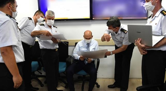 Soyludan harekat merkezinde Kato operasyonu paylaşımı