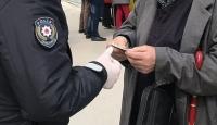 Afyonkarahisar'da maske takmayanlara 3 milyon 497 bin lira ceza