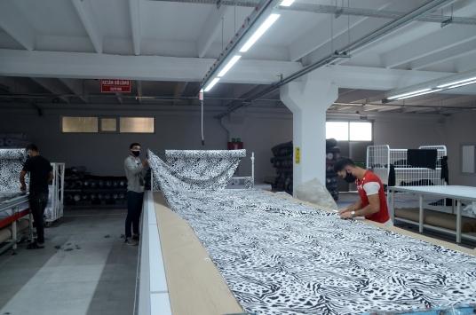 Tekstil sektöründen Bitliste istihdama büyük katkı