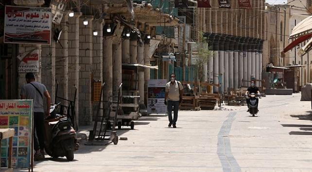 Irakta COVID-19 nedeniyle uygulanan sokağa çıkma yasağı kaldırıldı