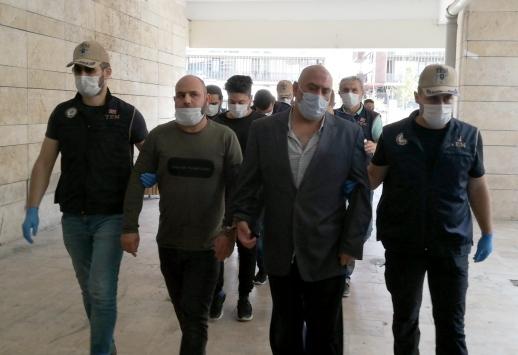 Samsundaki DEAŞ operasyonunda yakalanan Irak uyruklu 6 şüpheli sınır dışı edilecek