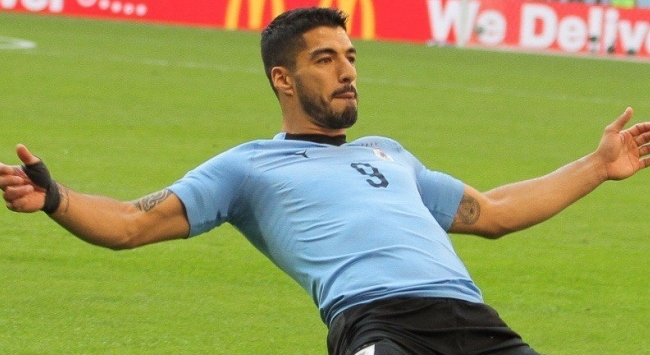 Luis Suarez Atletico Madride transfer oldu