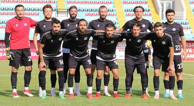 Aksaray Belediyesporda 5 futbolcuda koronavirüs çıktı