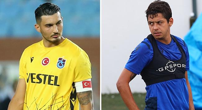 Trabzonsporda gözler Uğurcan ve Guilhermede