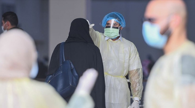 Arap ülkelerinde COVID-19 vaka ve ölümleri artıyor