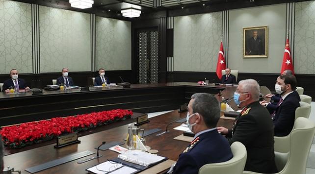 MGKdan Doğu Akdeniz mesajı: Türk milletinin menfaatleri hususunda taviz verilmeyecek