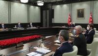 MGK'dan Doğu Akdeniz mesajı: Türk milletinin menfaatleri hususunda taviz verilmeyecek