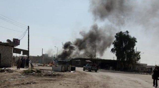 PKK/YPG Rasulaynda yine sivillere saldırdı: 2 ölü, 12 yaralı