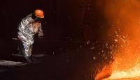 Türkiye'de ham çelik üretimi 3,2 milyon tona yükseldi