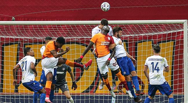 Galatasarayda 7 değişiklik