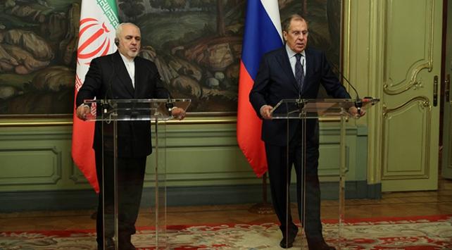 Lavrov: Rusya, İran ve Türkiye, Suriye Anayasa Komitesinin çalışmasıyla ilgili iş birliğine devam ediyor