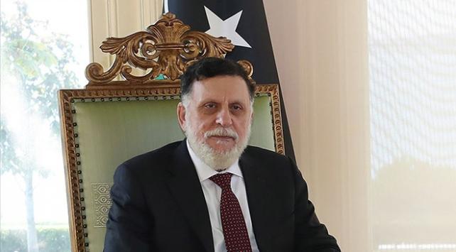 Libya Başbakanı Serracdan BMGKdaki Hafter destekçisi ülkelere çağrı