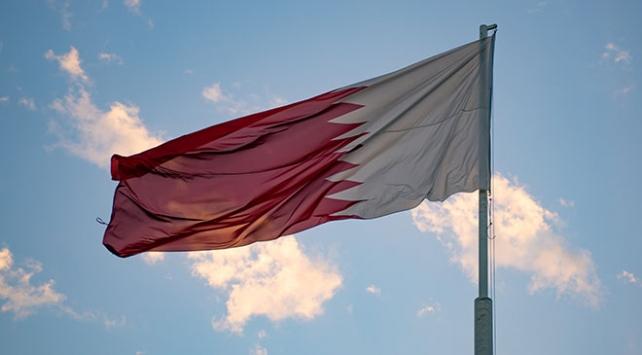 Katardan Filistin meselesinde adil çözümü destekliyoruz mesajı