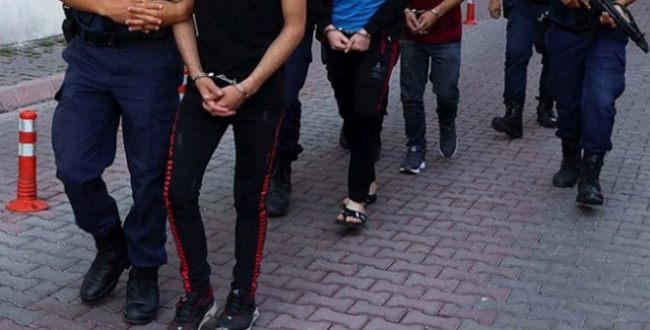 Zonguldakta kablo hırsızlarına operasyon: 4 tutuklama