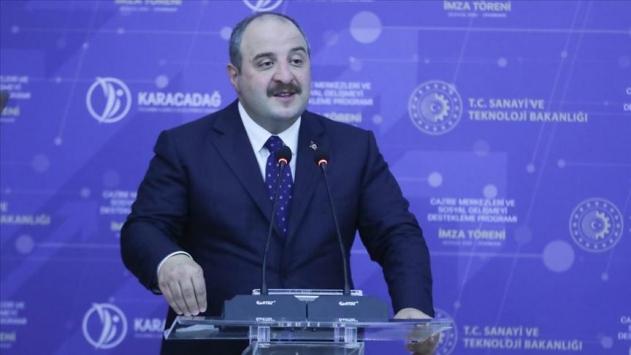 Bakan Varank: Diyarbakırda son 8 senede 56 bin vatandaşımıza yeni iş kapıları açıldı