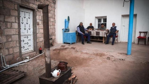 Ermenistanın ateşi altında yaşamını sürdüren Azerbaycan köyü: Alibeyli
