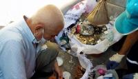 Aydın'da 2 kamyon çöpün çıktığı evde 169 bin lira bulundu