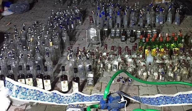 Bursada alkolden zehirlenen kişi hayatını kaybetti