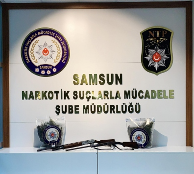 """Samsundaki """"torbacı"""" operasyonunda yakalanan zanlılardan biri tutuklandı"""