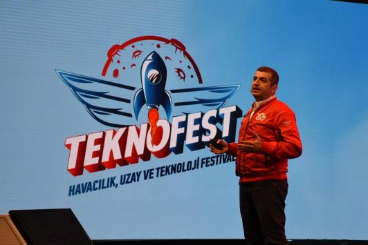 Yerli ve milli Deneyap Yazılım Kartı TEKNOFESTte tanıtıldı