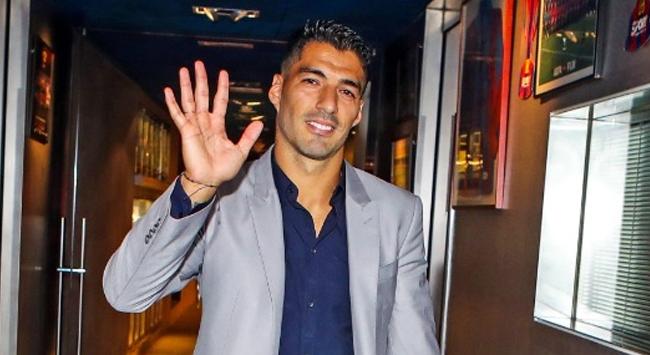 Juventus avukatları Suarezin tartışmalı dil sınavı için savcılıkta