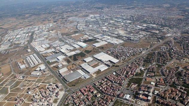 Bursada sanayi alanlarının genişletilmesi hedefleniyor