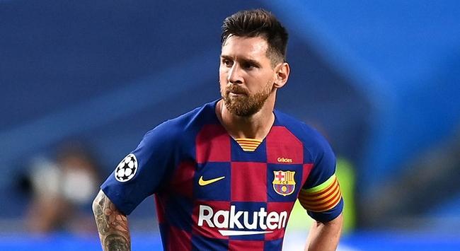 Messi Barcelonada artık huzur ve birlik istedi