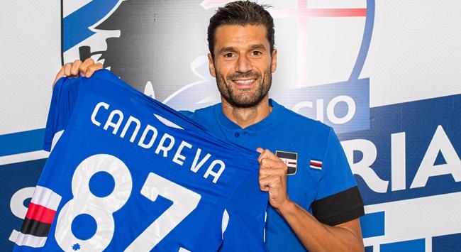 Sampdoria Candrevayı Interden kiraladı