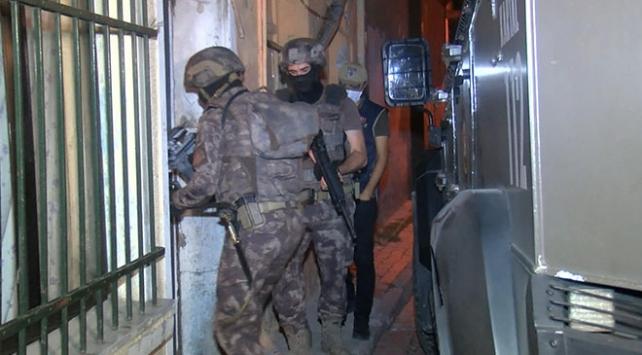 İstanbulda PKKya yönelik operasyon düzenlendi