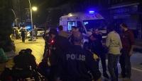Bolu'da kavga ihbarına giden polis ekiplerine saldırı
