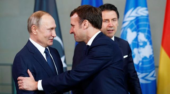 Putin-Macron görüşmesinin içeriğini paylaşan gazetelere soruşturma