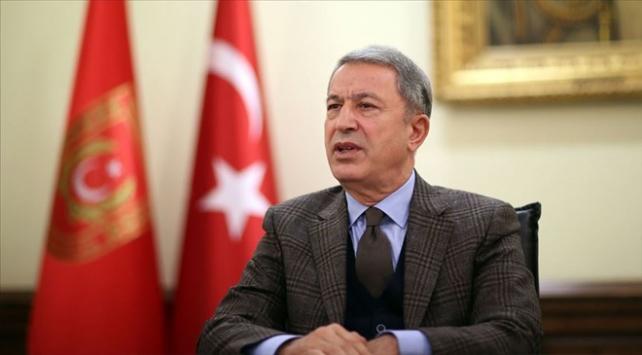 Bakan Akar Preveze Deniz Zaferinin 482nci yıl dönümünü kutladı
