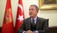 Bakan Akar Preveze Deniz Zaferi'nin 482'nci yıl dönümünü kutladı