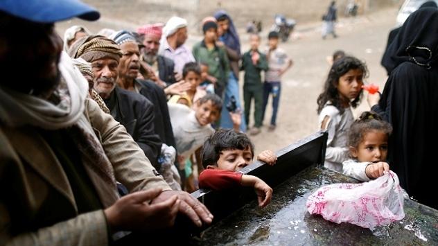 BMnin sonlandırdığı yardım programları 9 milyon Yemenliyi olumsuz etkiledi