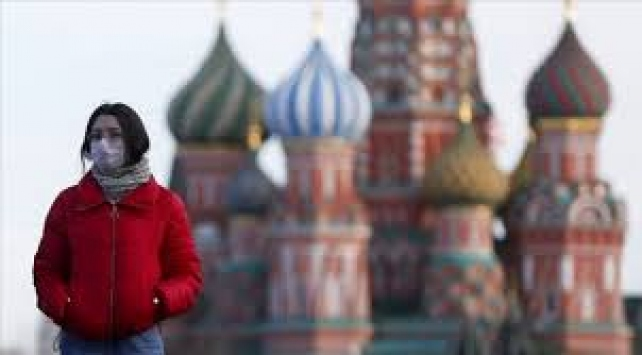 Rusyada COVID-19 vakası sayısı 1 milyon 143 bini geçti