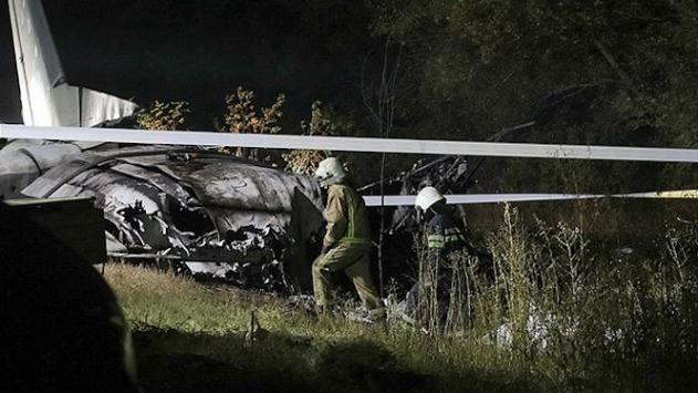Ukraynada düşen uçakta ölenlerin sayısı 26ya yükseldi