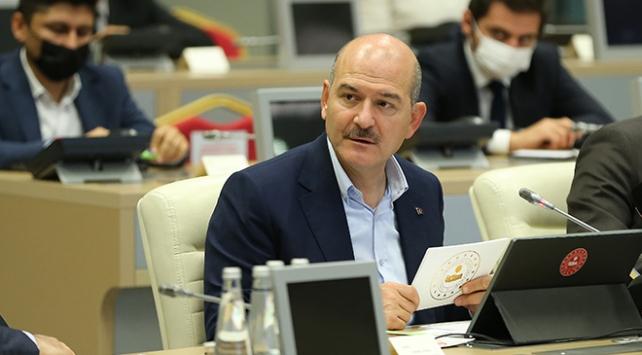 Bakan Soylu: 2021 yılını Türkiyede Afet Eğitim Yılı ilan edeceğiz