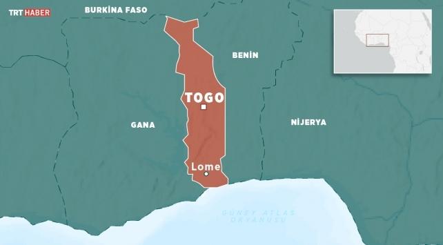Togoda hükümet düştü