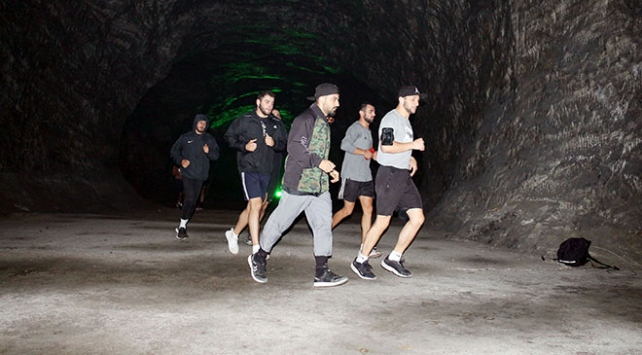 Çankırıdaki tuz mağarasının sporcu performansına etkisi inceleniyor