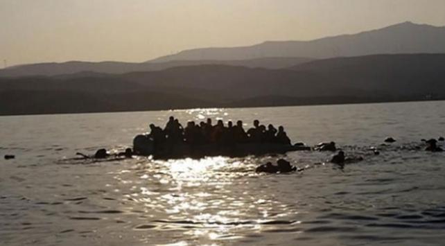 Libya açıklarında 15 düzensiz göçmen boğuldu