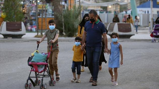 Irakta son 24 saatte 68 kişi hayatını kaybetti