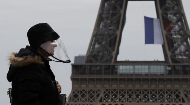 Fransada son 24 saatte 14 bin 412 vaka tespit edildi