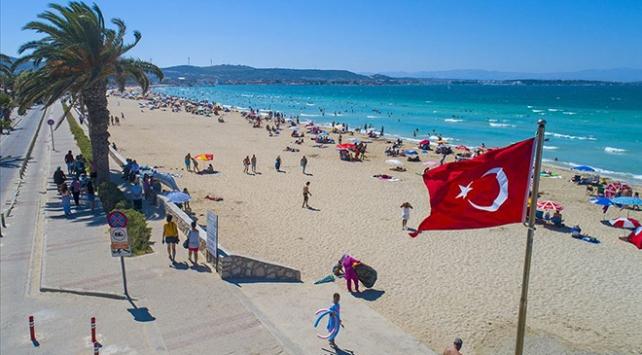 Türkiye 8 ayda 7 milyon 255 bin yabancı turist ağırladı