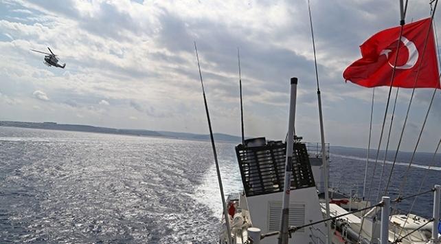 Türkiyeden Akdenizde yeni Navtex ilanı