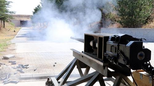 TSK'ya yeni yerli silah sistemi: Testleri başarıyla geçti