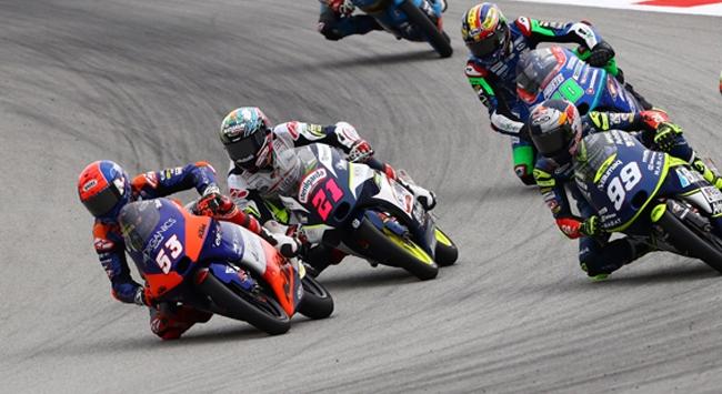 Deniz Öncü Dünya Moto3 Şampiyonasında yarışı tamamlayamadı