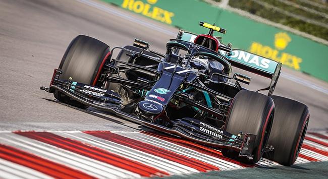 Formula 1 Rusya Grand Prixsini Bottas kazandı